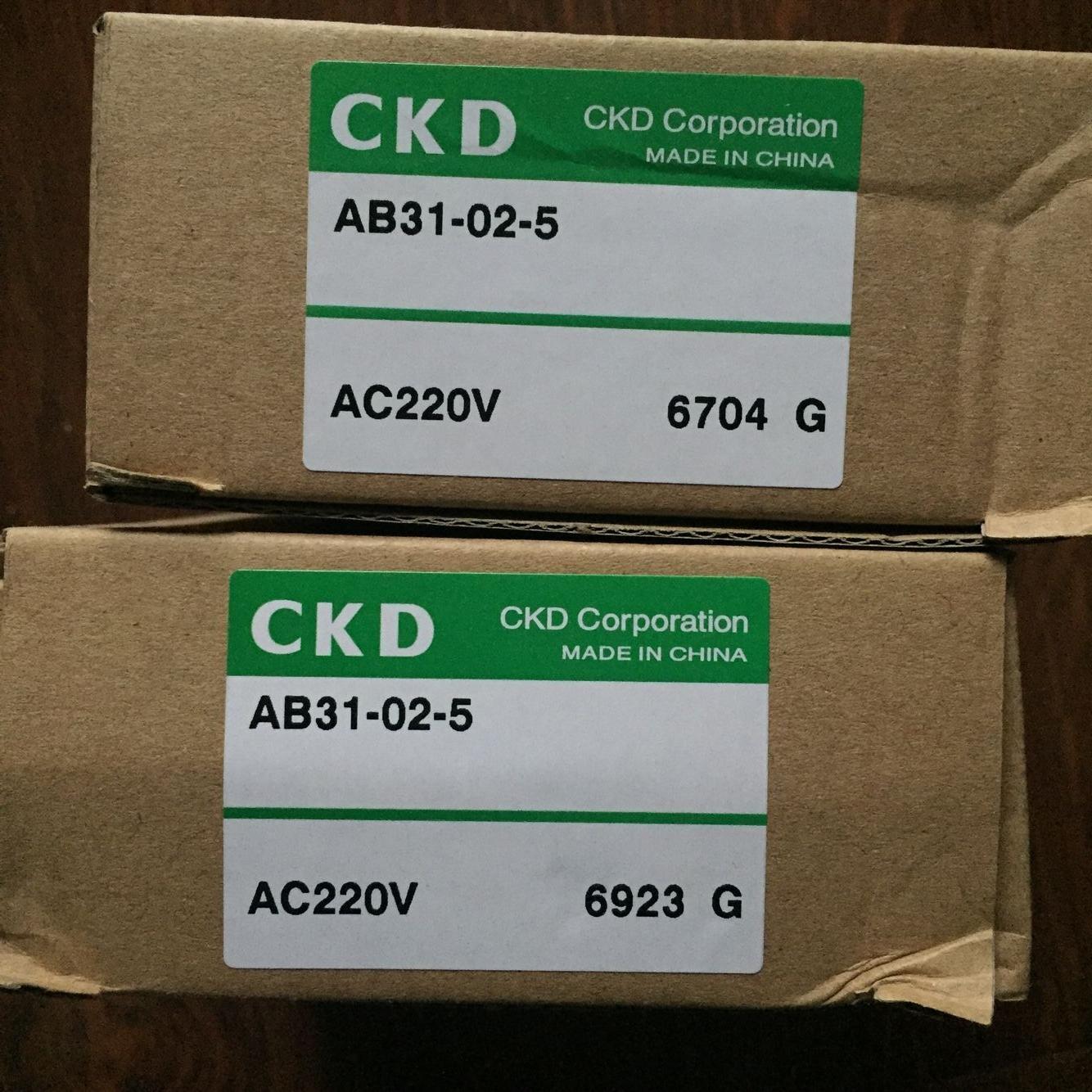 Van điện từ CKD AB31- 02-5-AC220V