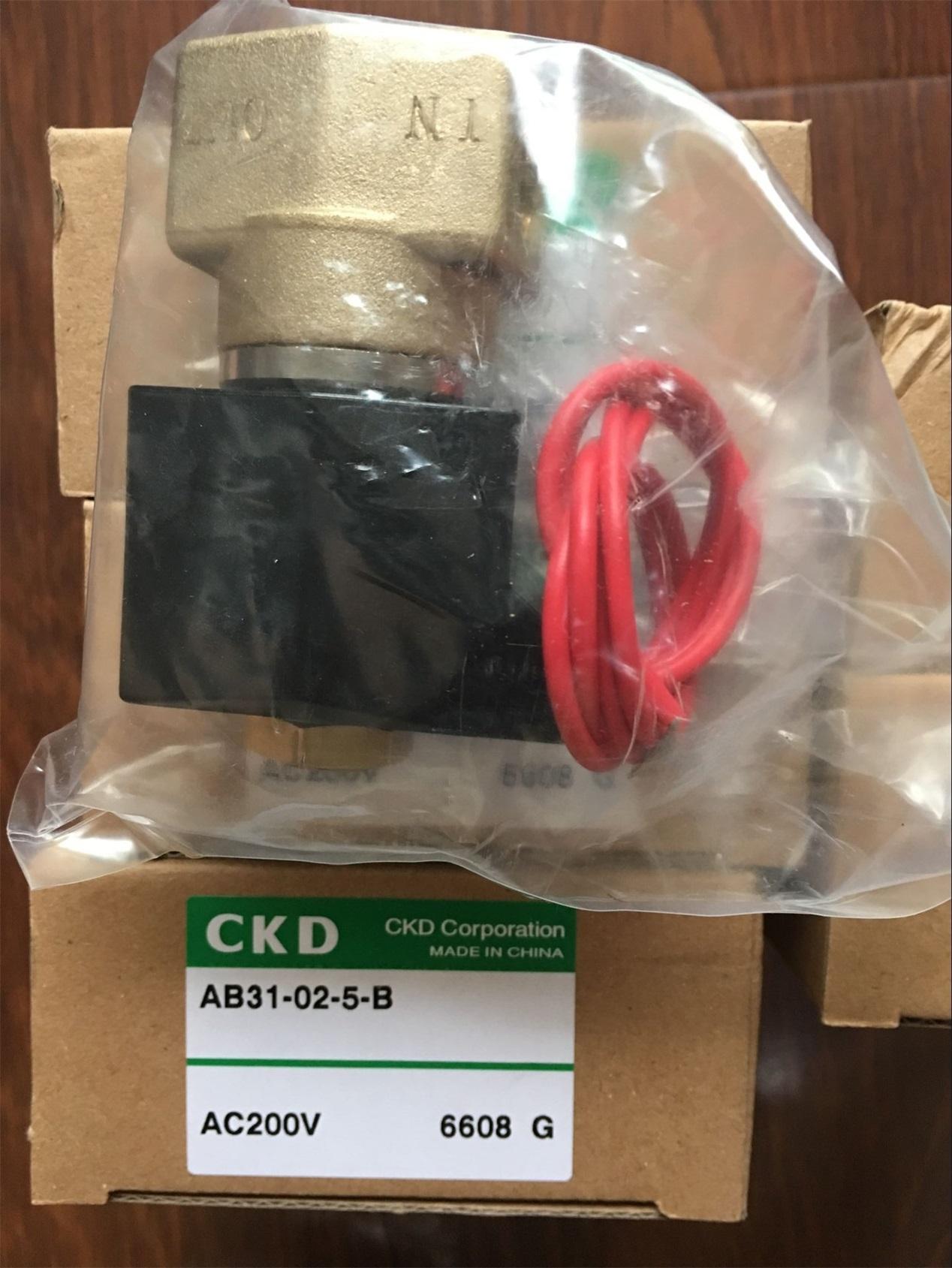 Van điện từ CKD AB31- 02-5-B-AC200V