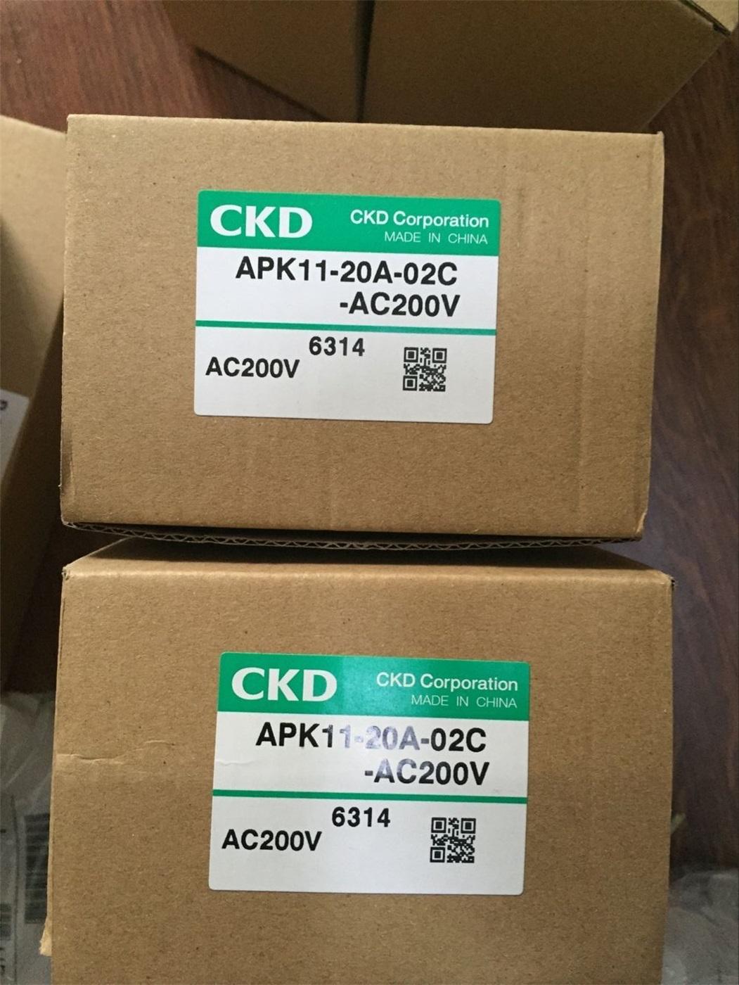 Van điện từ CKD APK11-20A-02C-AC200V