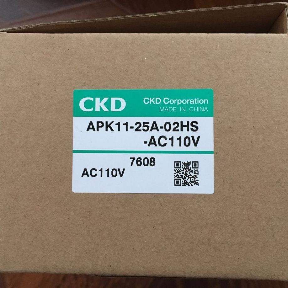 Van điện từ CKD APK11-25A-02HS-AC110V