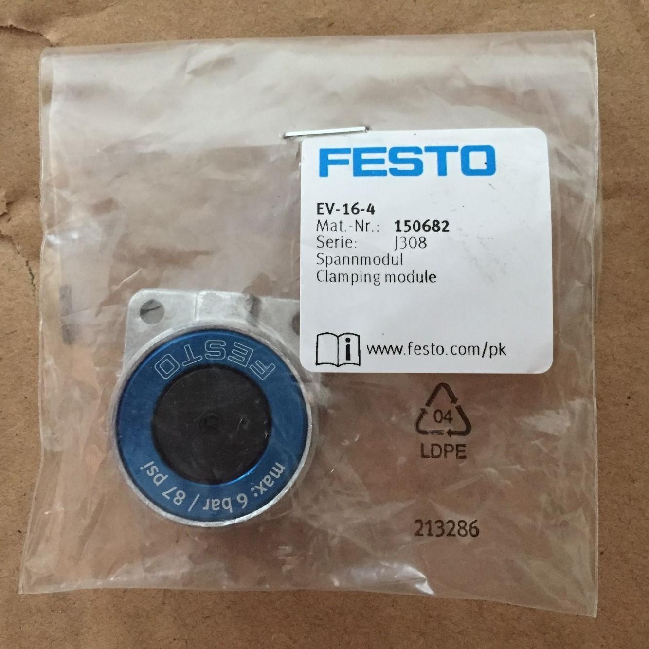 Van FESTO EV-16-4 150682