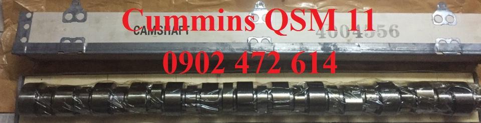 4004556 Trục cam động cơ Cummins QSM11, M11 giá tốt nhất