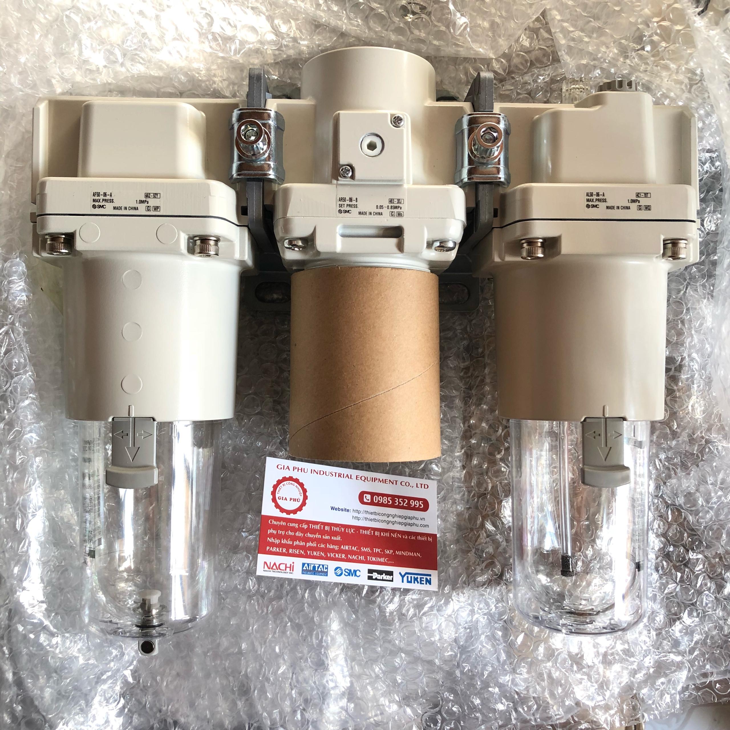 Bộ Lọc SMC AC50-06BG-A