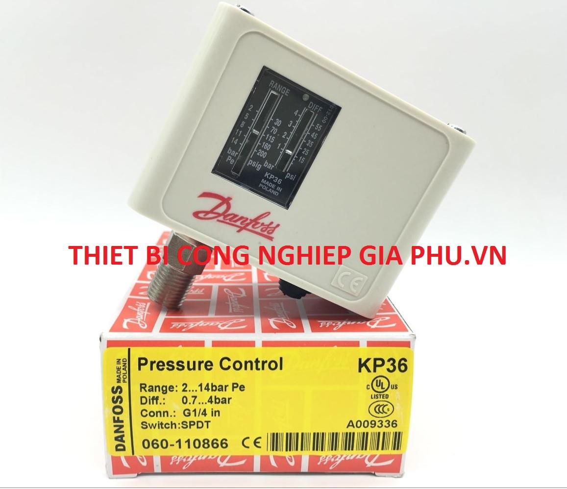 công tắc áp lực KP-36