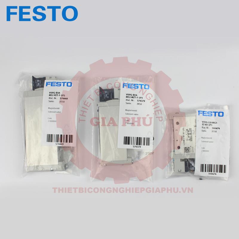 Van Điện Từ FESTO VUVG Series
