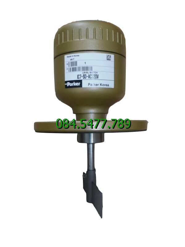 Bộ cảm biến báo mức JC7-SD-AC220-200MM