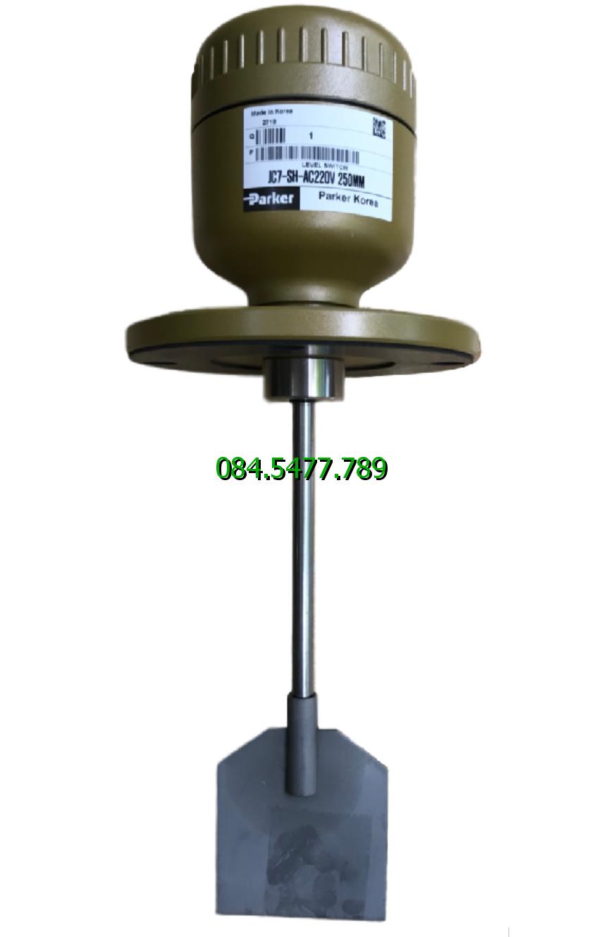 Bộ cảm biến báo mức JC7-SH-AC220V 250MM