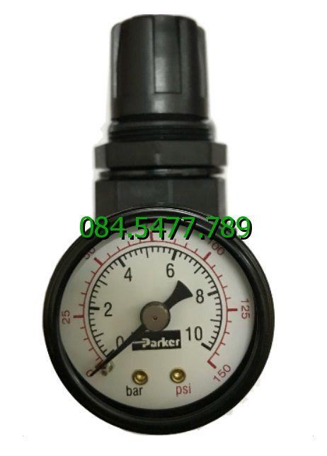 Bộ điều áp  AR200-8(PARKER), Ren 1/4 = 13mm