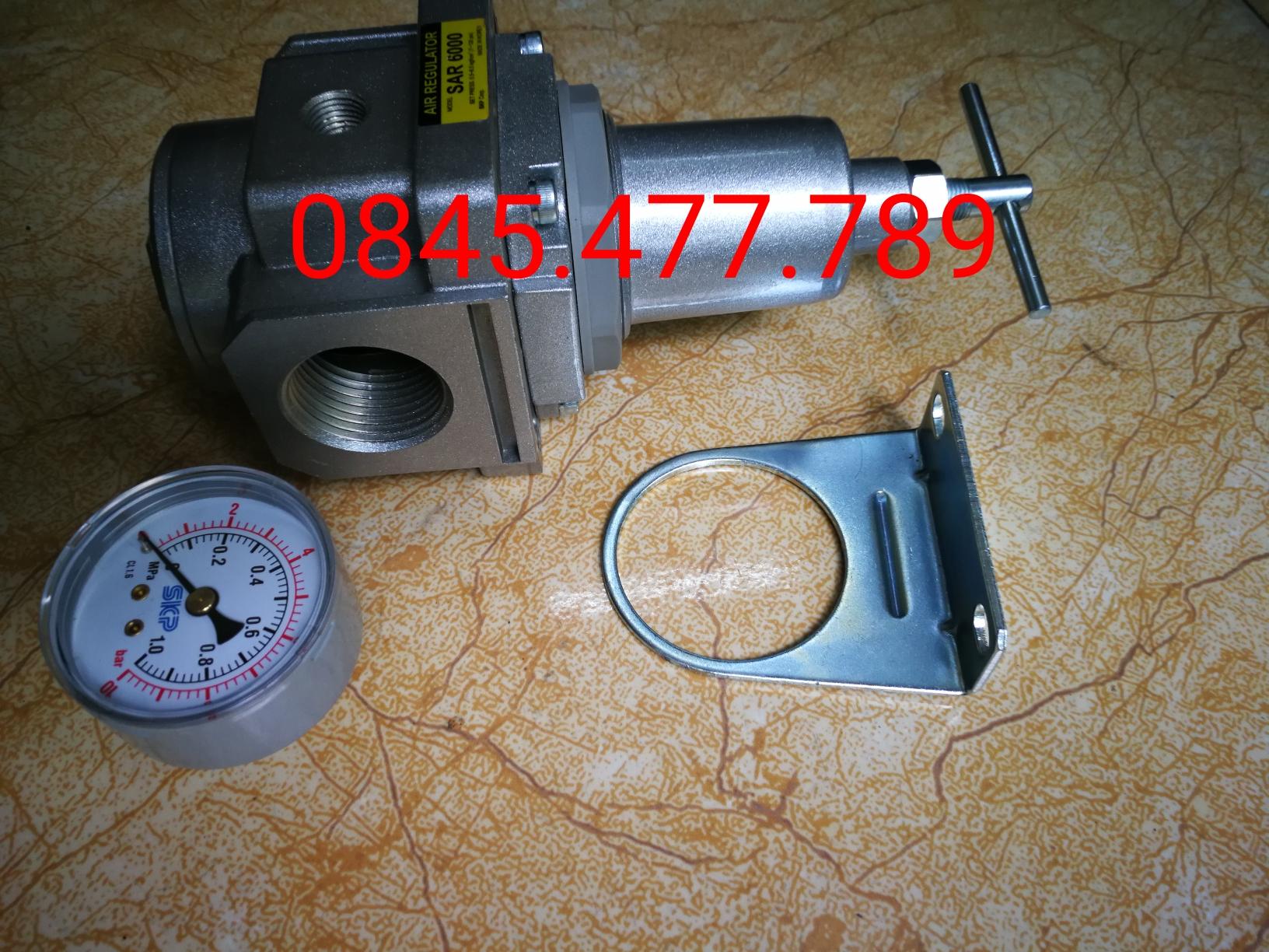 Bộ điều chỉnh áp suất khí nén SAR6000T-10BG