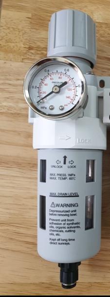 Bộ lọc khí, P/N:    PFR403-04-D-C