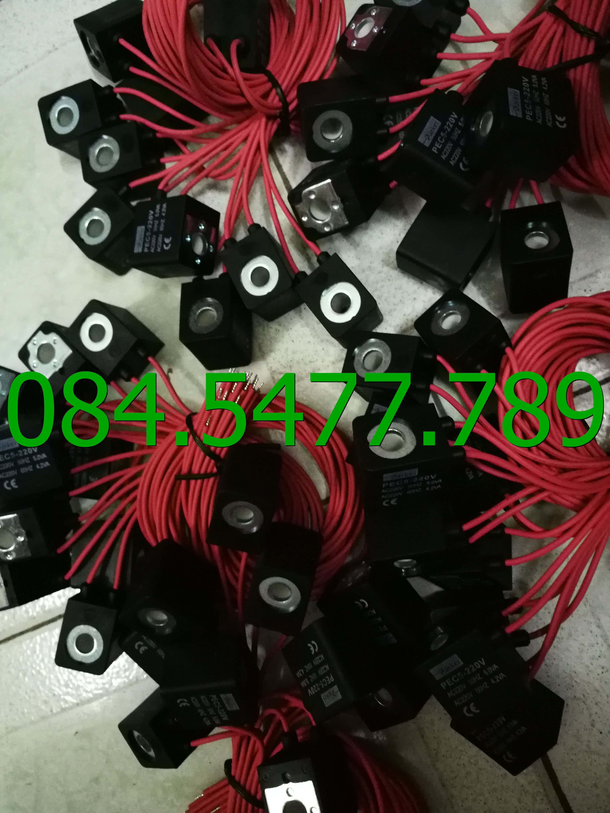 Coil điện PEC5-PARKER/Korea.