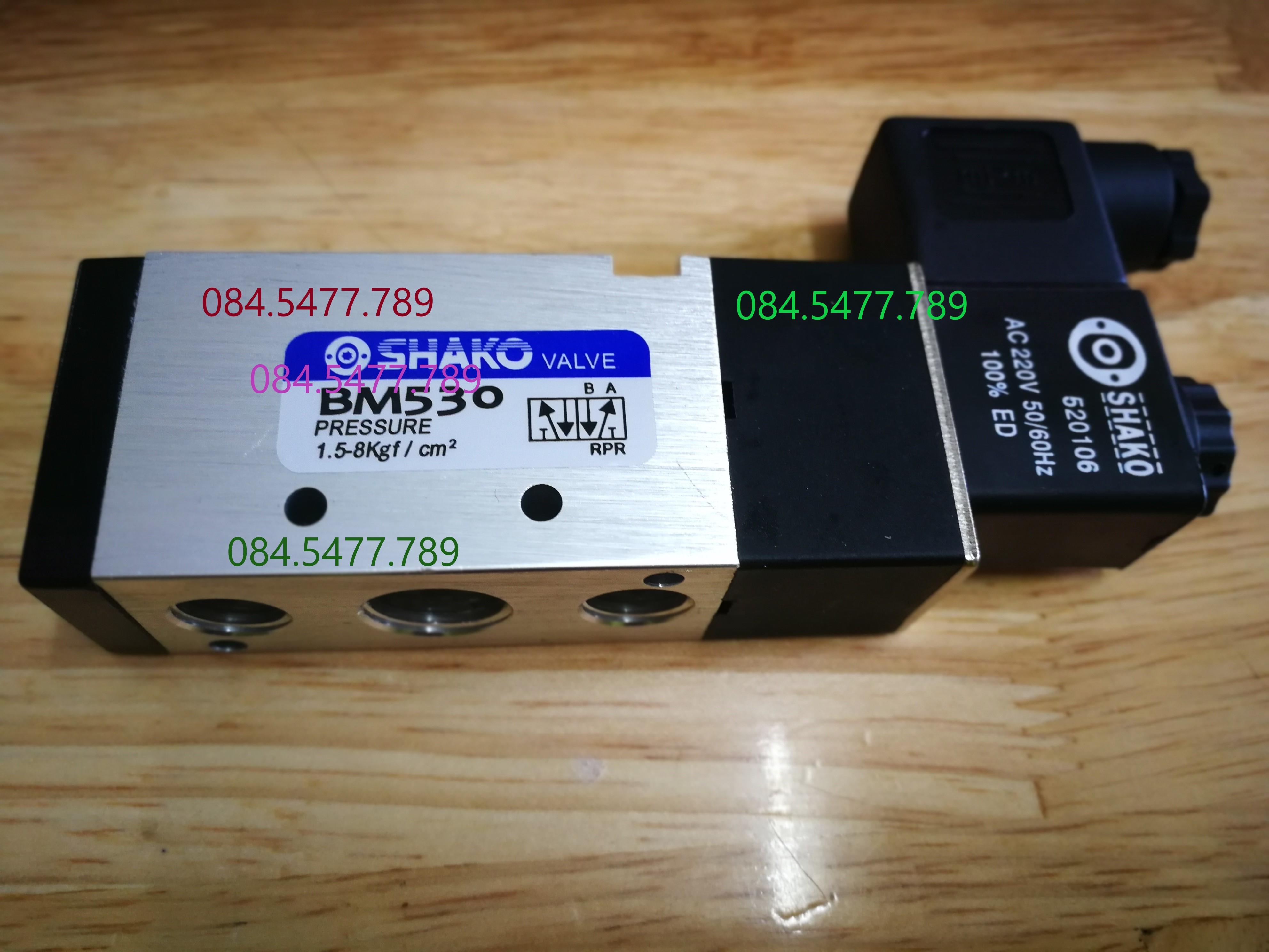 Van BM530-220V