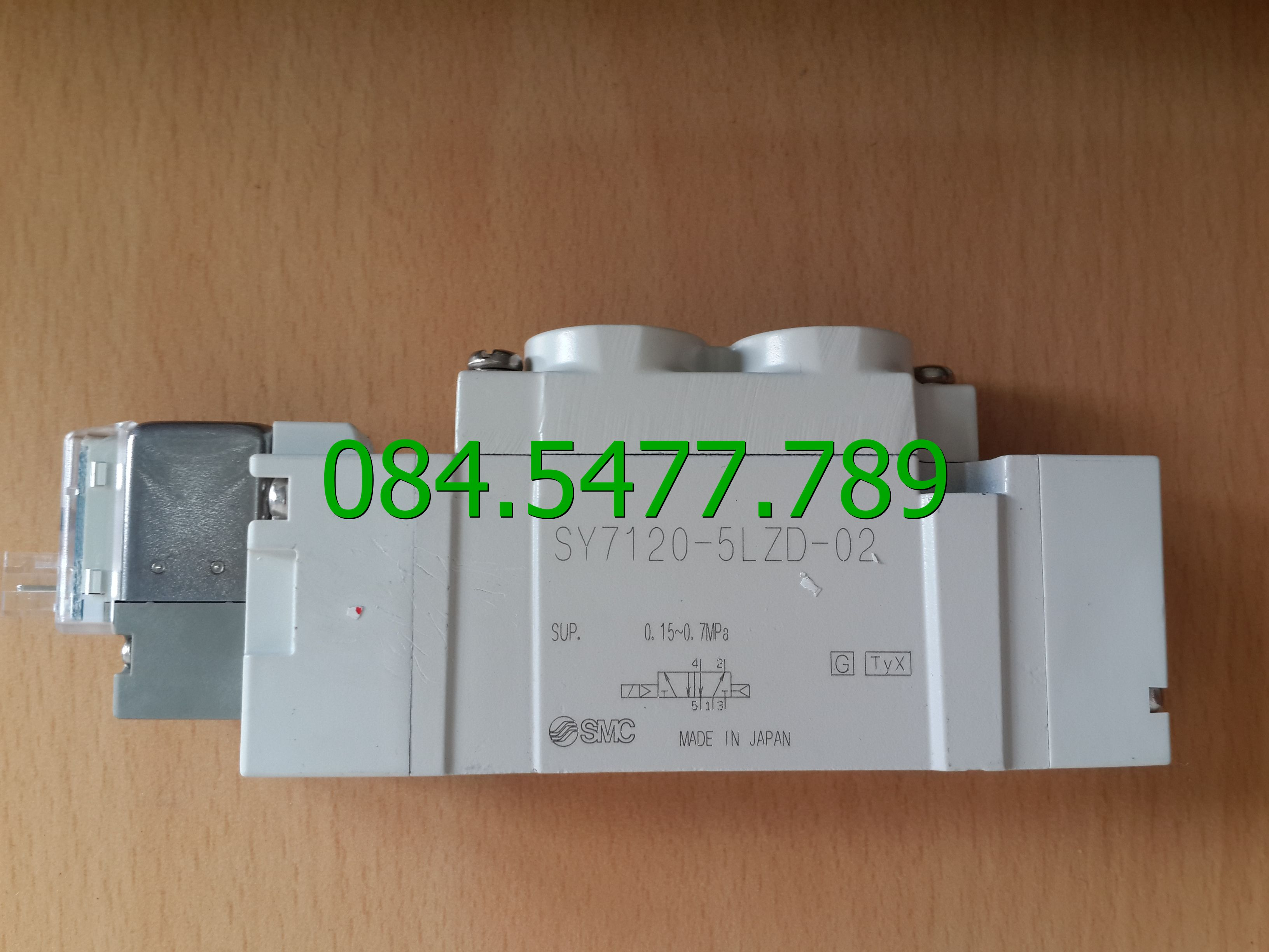 Van điện SY7120-5LZD-02