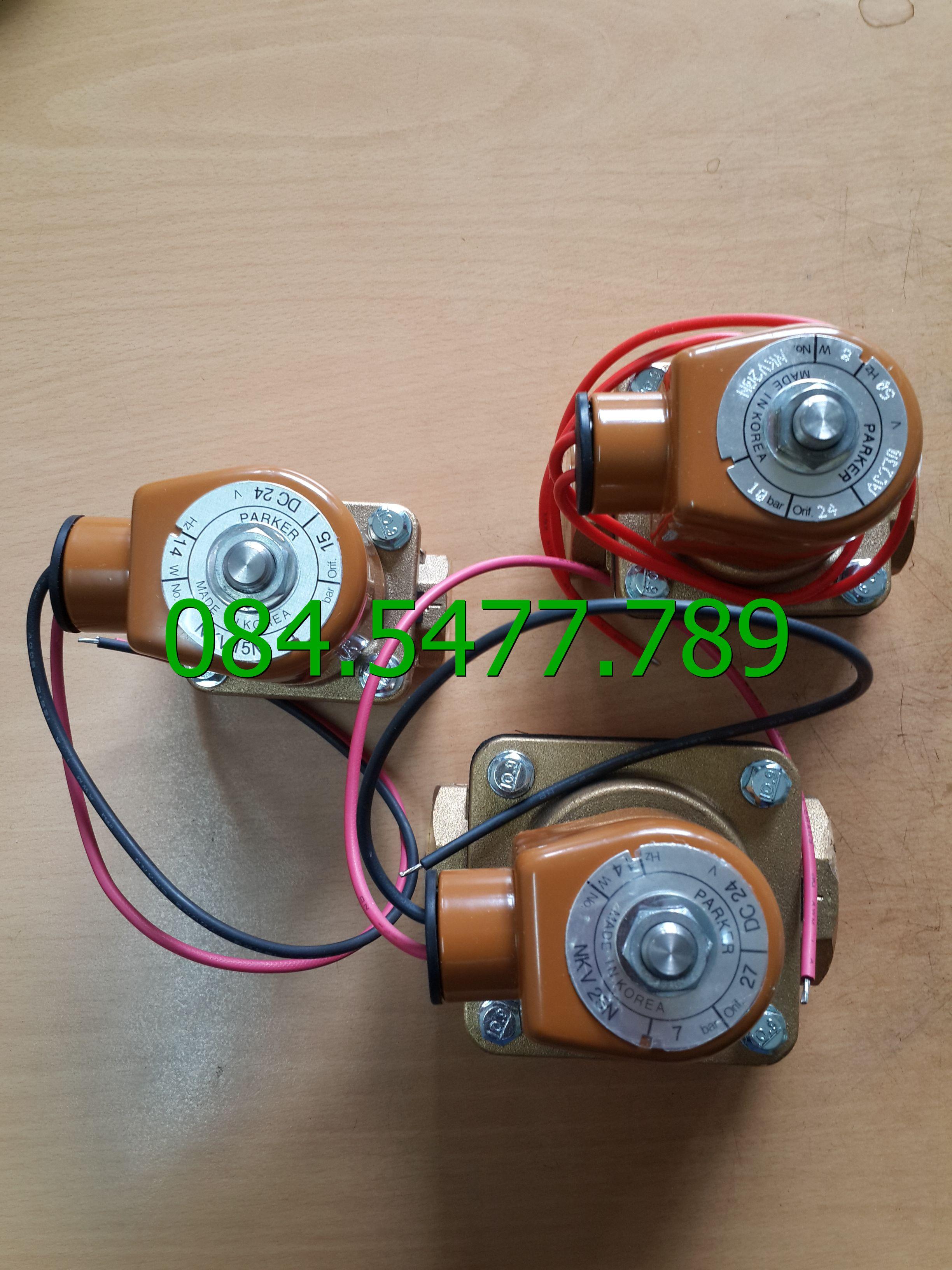 Van điện từ NKV15N-H-1F-3D