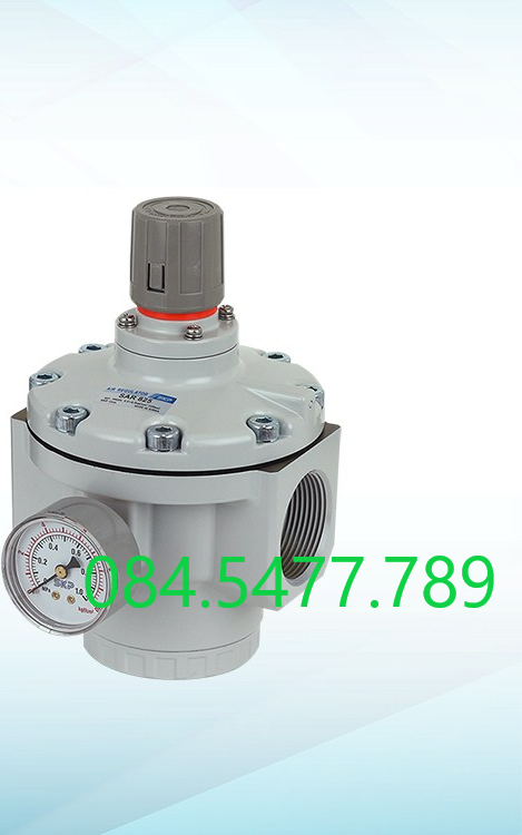Van điều áp khí nén SAR400-06BG (ren 27mm)