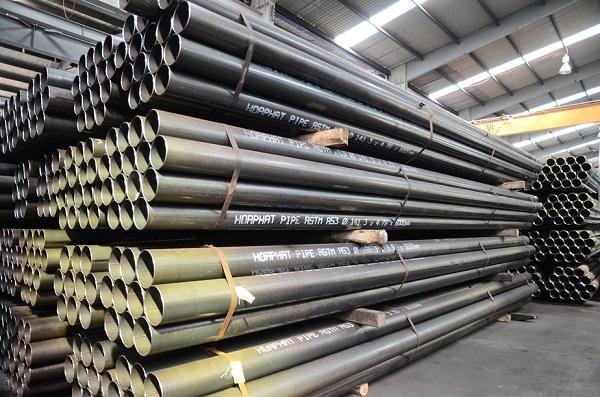 Tình trạng thay đổi giá thép ống, thép hộp 2020