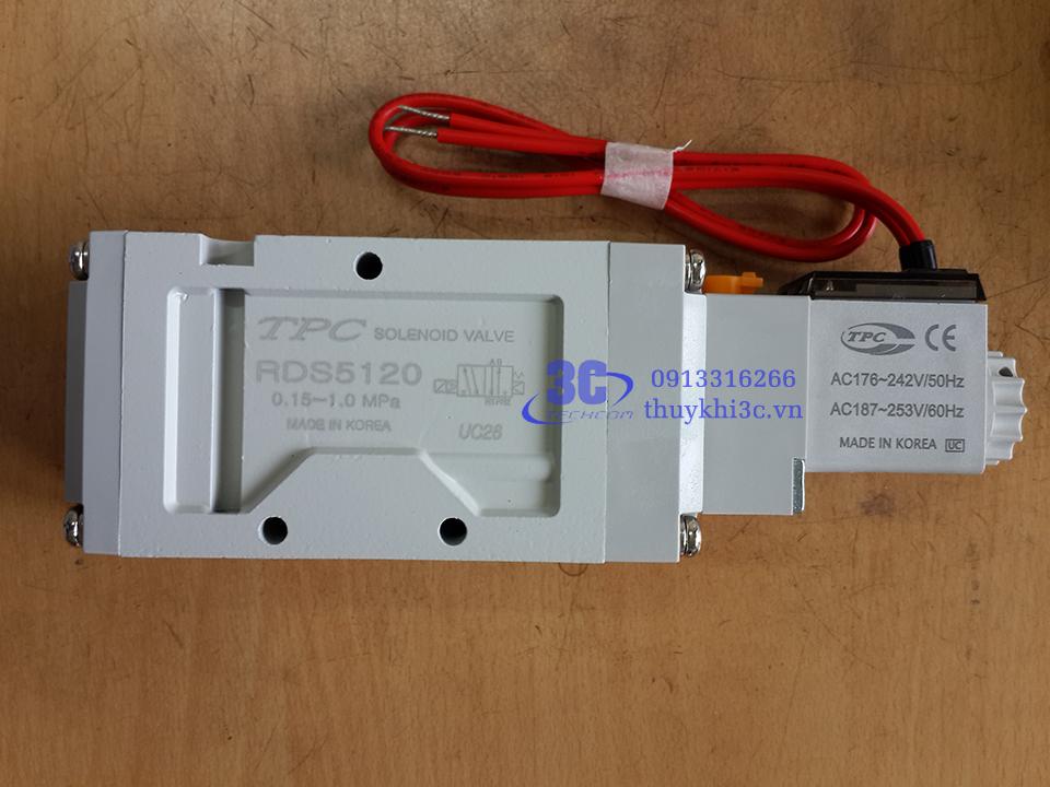 Van điện từ TPC RDS5000 Series