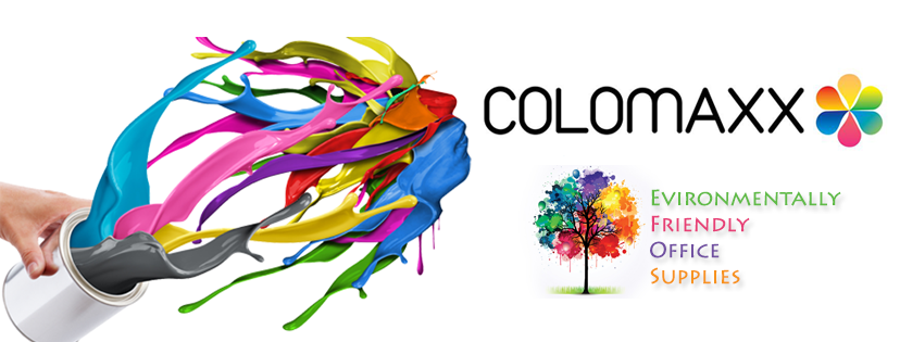 Mực in thương hiệu COLOMAXX