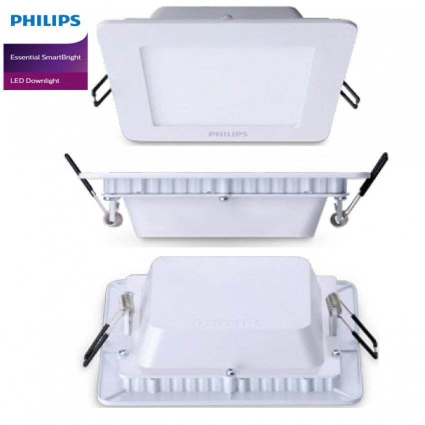 Đèn led âm trần SmartBright DN027B 4W SQ Philips