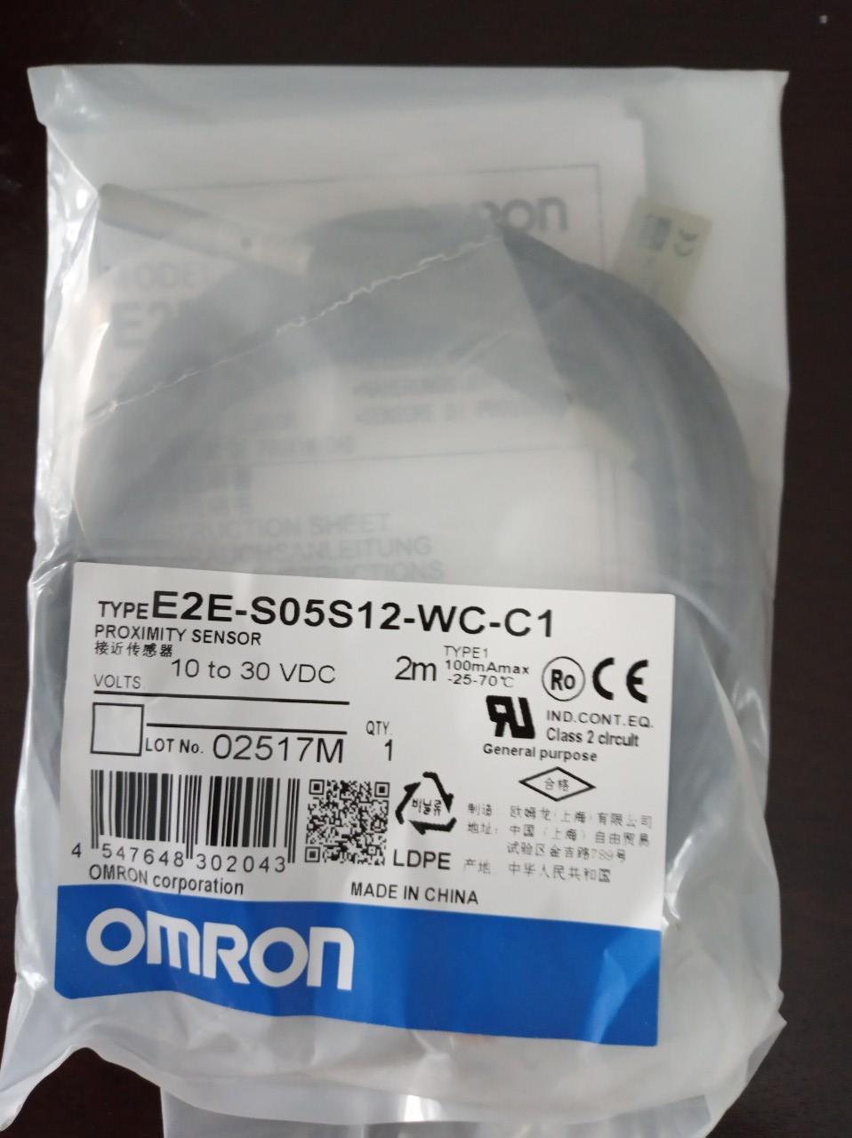 Cảm biến OMRON E2E-S05S12-WC-C1