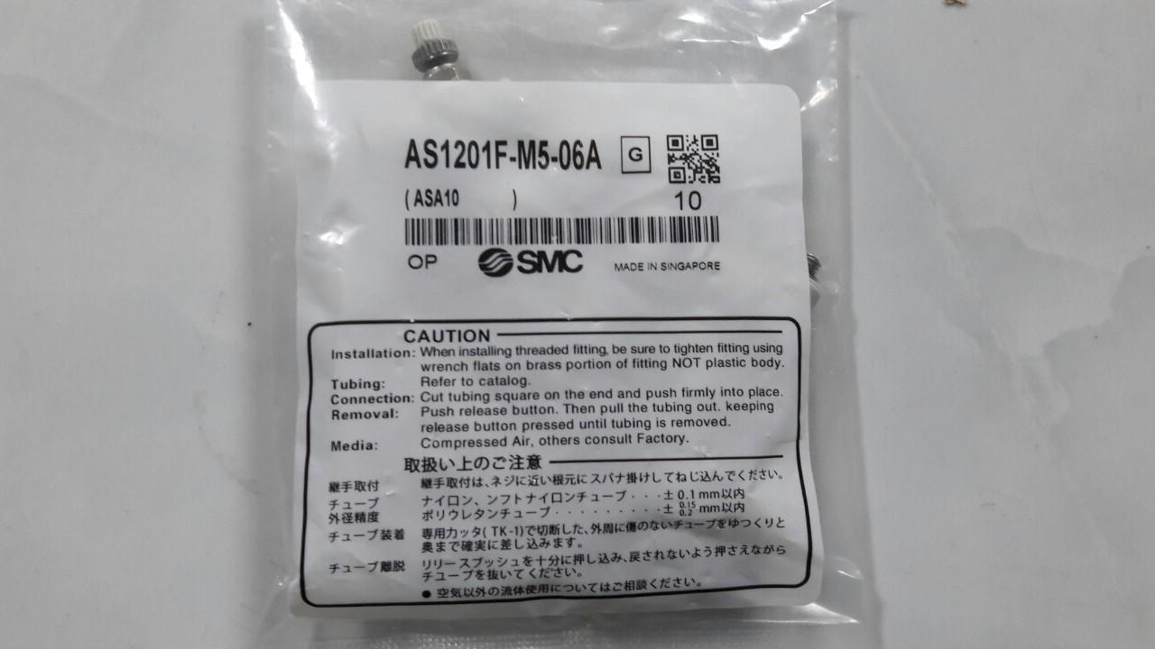 Đầu nối SMC AS1201F-M5-06A