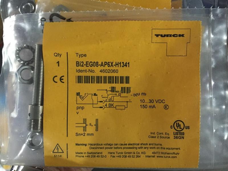 TURCK BI1-5U-EG08-AP6X-H1341