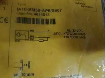 TURCK BI10-EM30-AP6/907