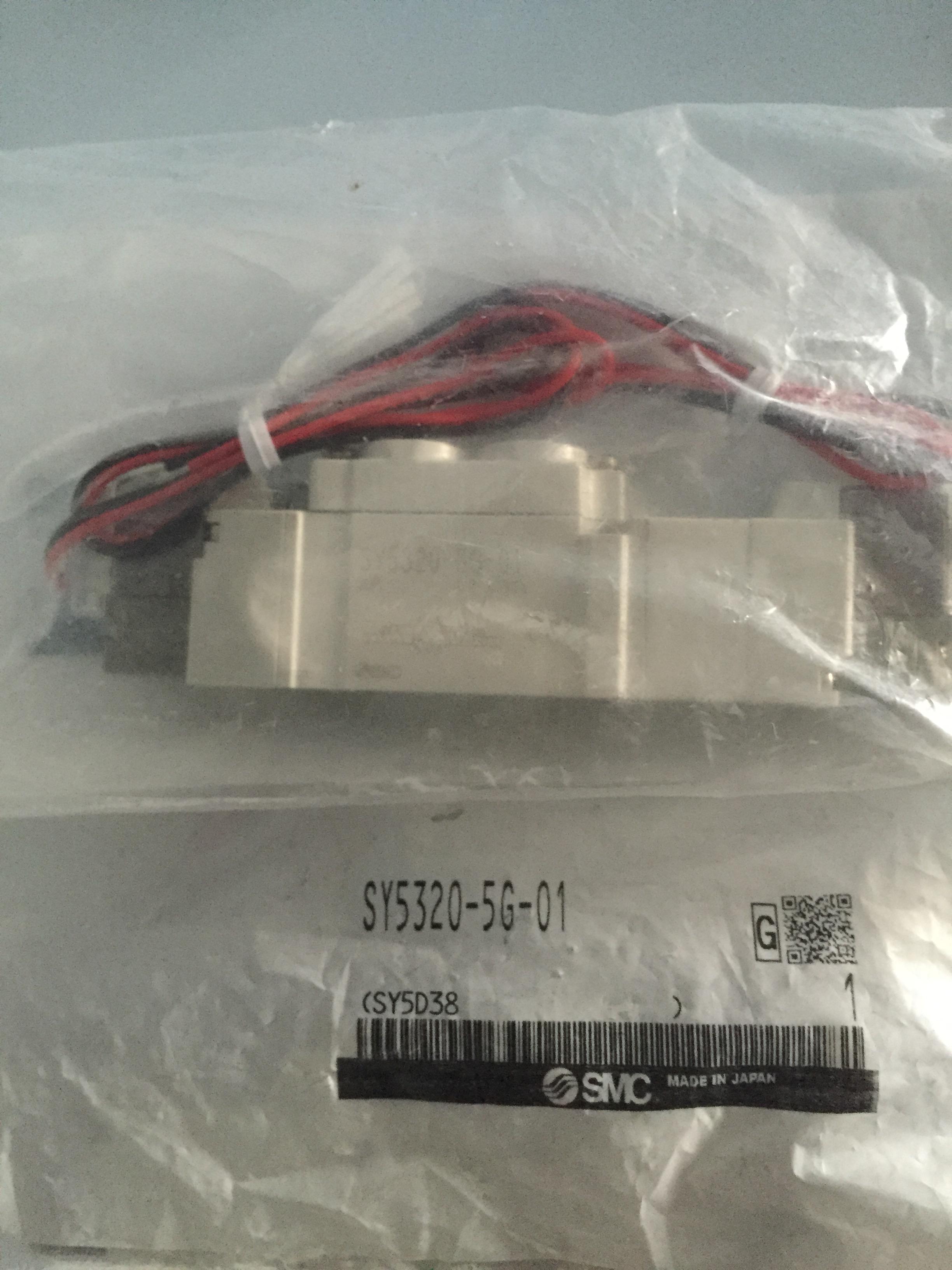 Van điện từ SMC SY5320-5G-01