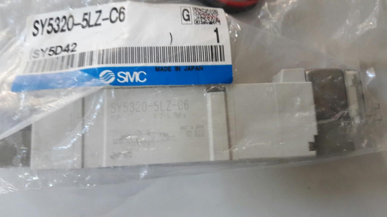 Van điện từ SMC SY5320-5LZ-C6