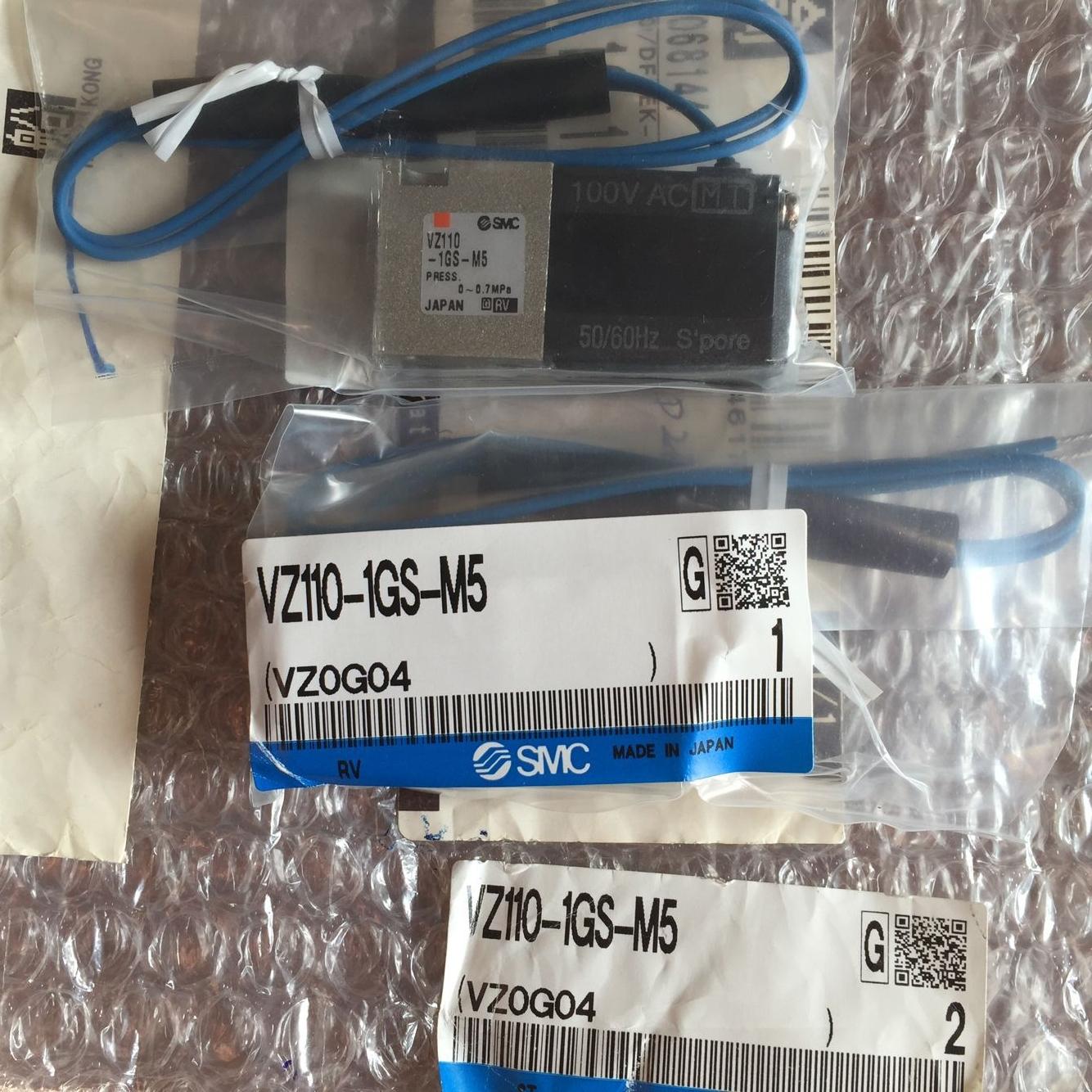Van điện từ SMC VZ110-1GS-M5