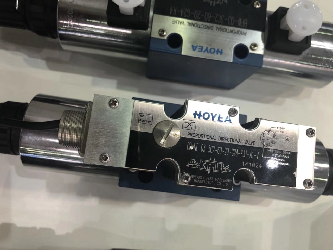 Van thủy lực HOYEA BFWNE-03-3C2-60-20-G24-K31-A1-V