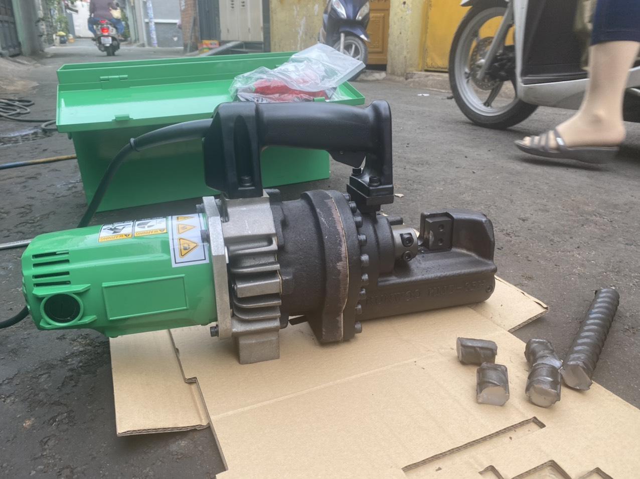 máy cắt sắt 25 kunwoo kmc-25h