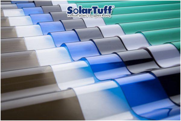 Tôn Sóng SolarTuff