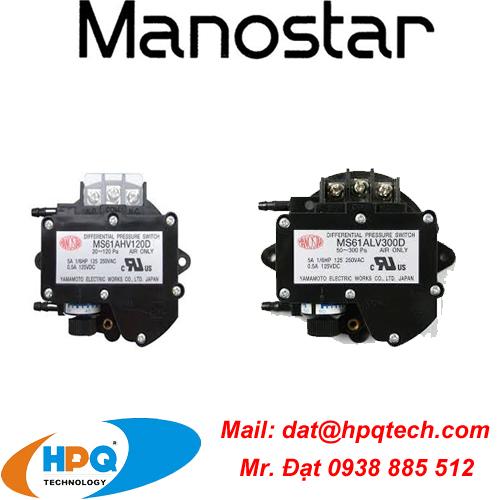 manostar việt nam | đồng hồ đo áp xuất thấp