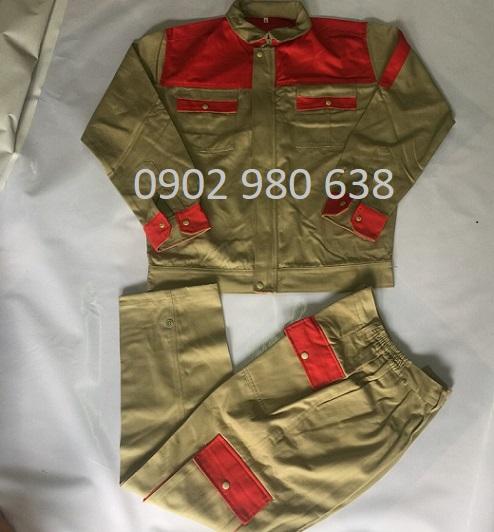 Quần áo bảo hộ lao động giá sỉ