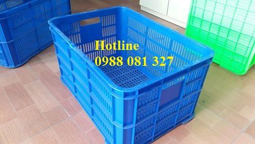 Thùng nhựa sóng nhựa công nghiệp giá rẻ LH 0988 081 327