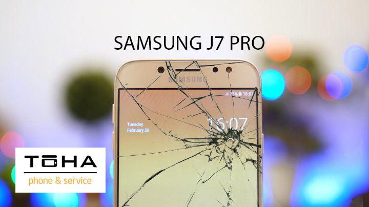 Thay màn hình J7 Pro