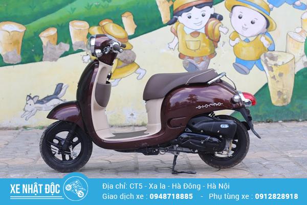 Honda Giorno 50cc – Siêu dễ thương, siêu đẳng cấp