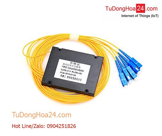 Bộ chia quang (Optical splitter PLC)
