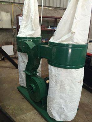 Máy hút bụi công nghiệp cnc dành cho nhà xưởng