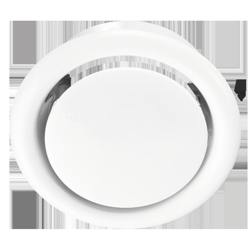 Cửa gió KIM LOẠI dạng đĩa - điều chỉnh lưu lượng