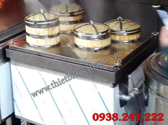 Bếp hấp dimsum giá rẻ chất lượng tốt sản xuất tại Hà Nội