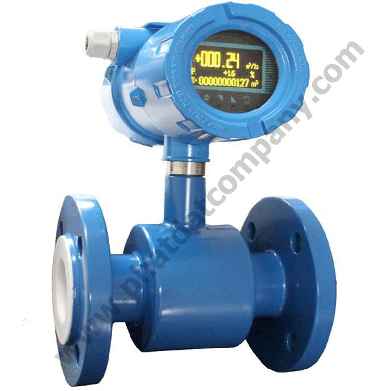 Đồng hồ đo lưu lượng nước thải số điện tử , Đồng hồ đo lưu lượng hiện thị số điện tử