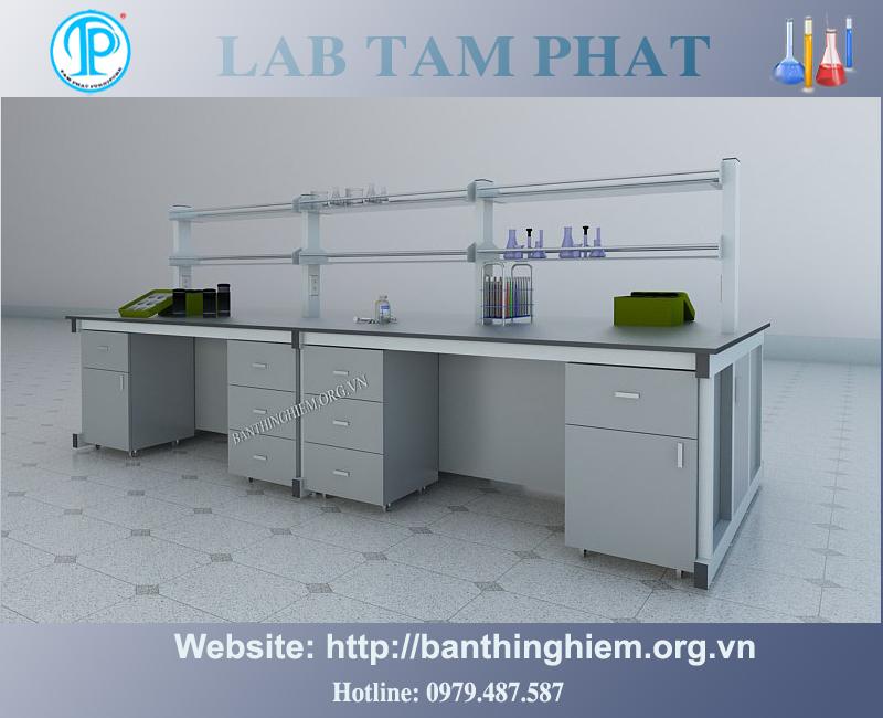Bàn thí nghiệm trung tâm BTNTT04