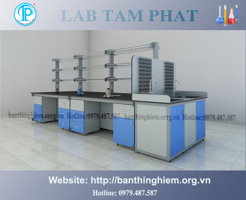 Bàn thí nghiệm trung tâm BTNTT06