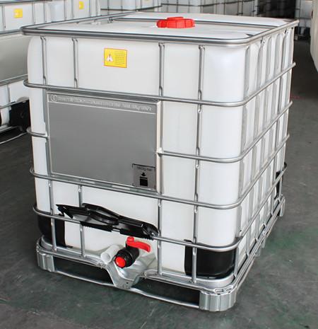 Thùng nhựa tank ibc 1000 lit đựng hóa chất