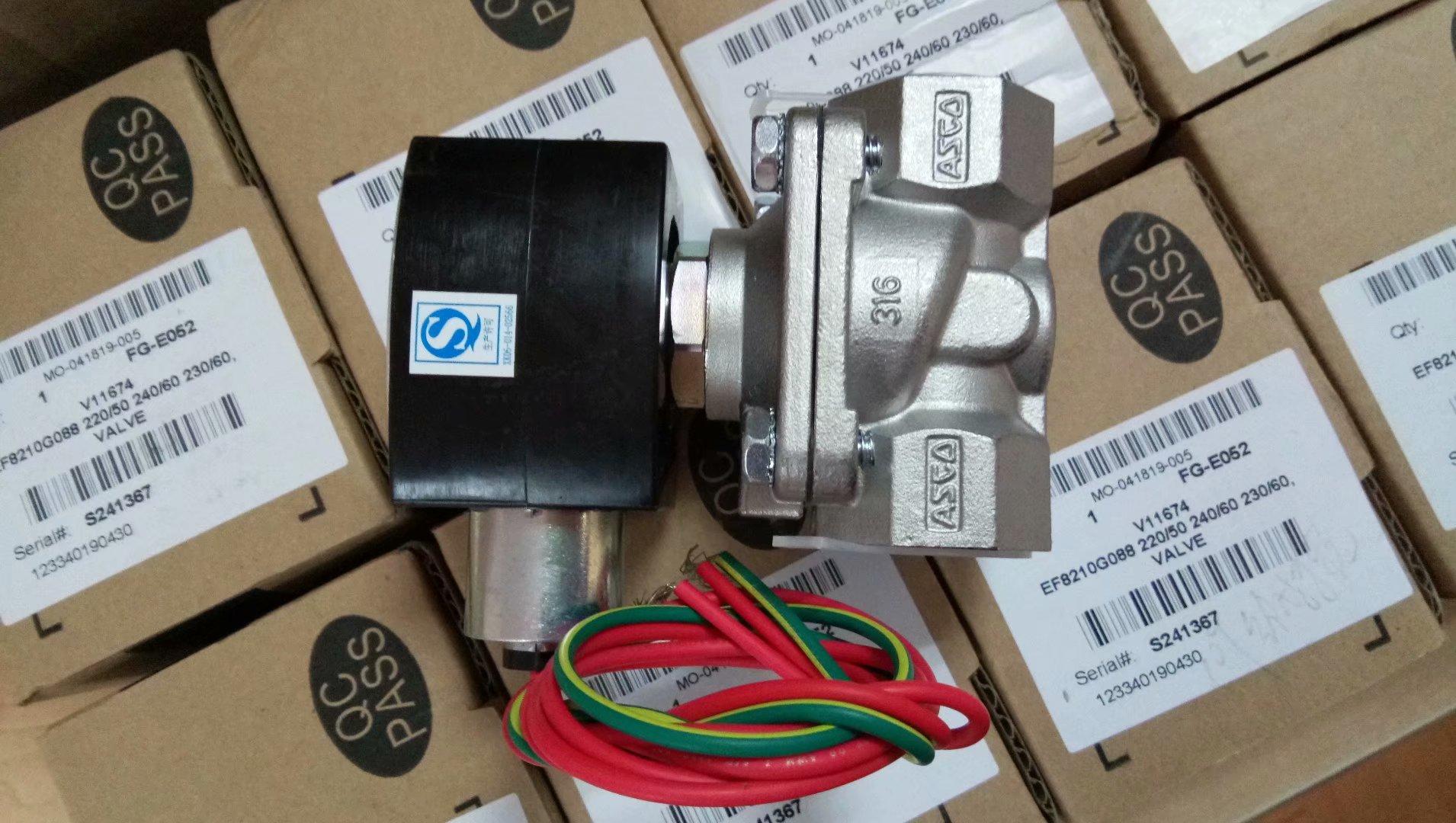 ASCO EF8210G088 220-50 240-60 230-60