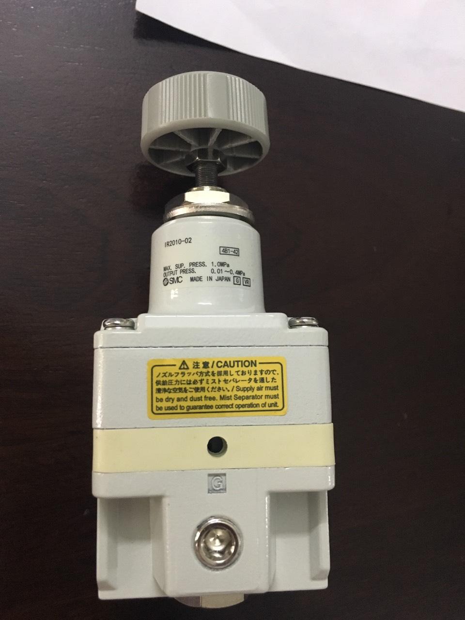 Bộ điều áp SMC IR2010-02