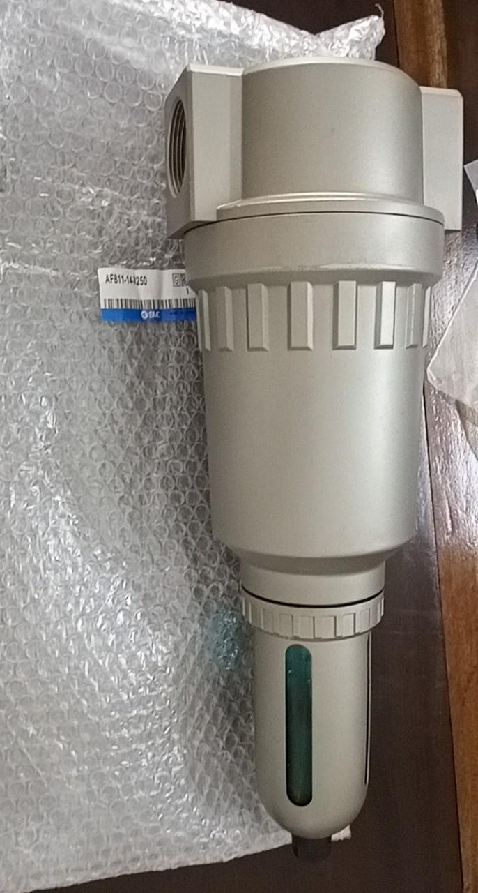 Bộ lọc khí SMC AF811-14-X250