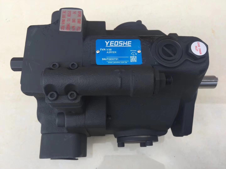 Bơm thủy lực(YEOSHE) V38 A2R 10X
